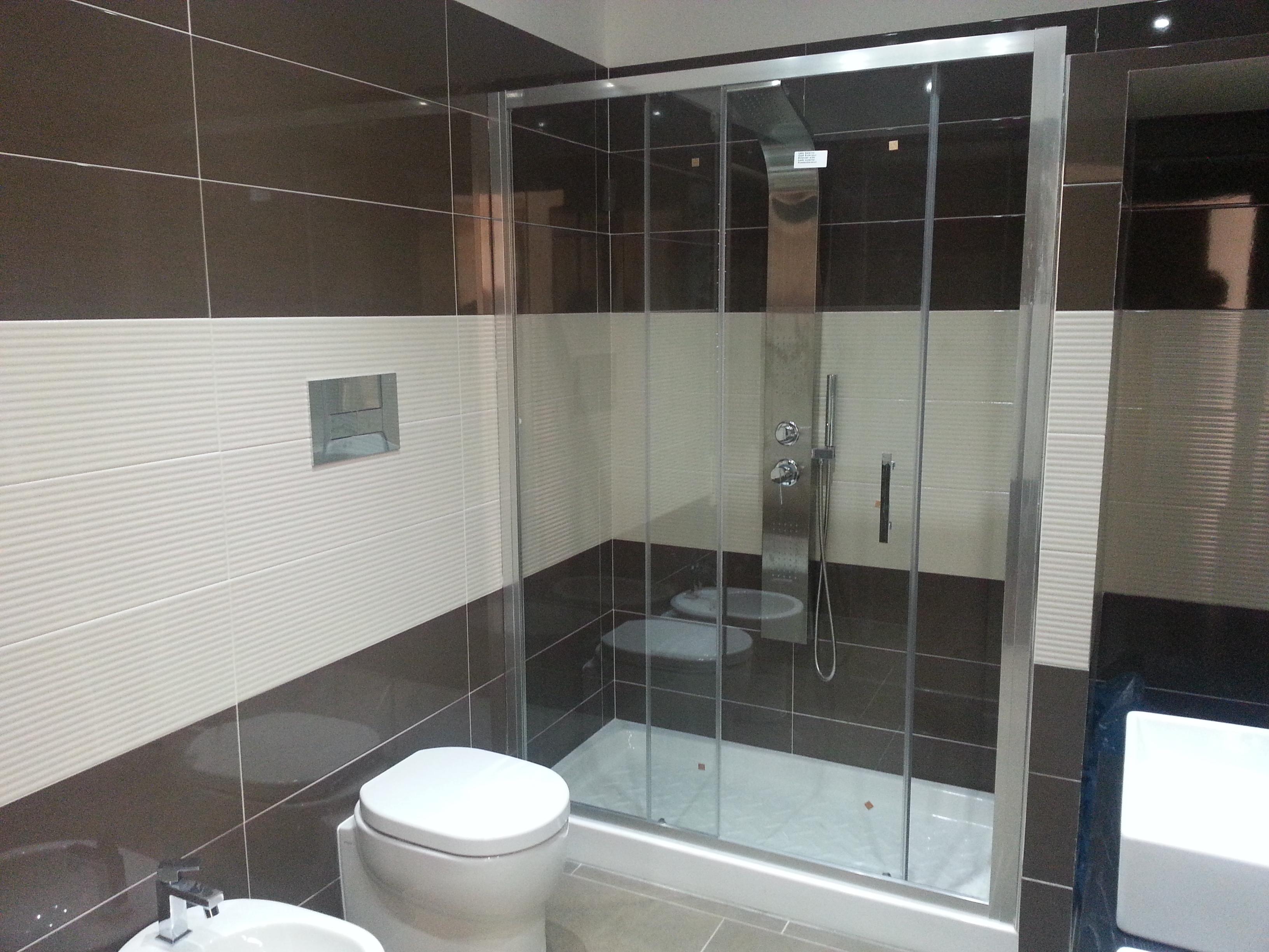 Box doccia a palermo e provincia nc porte e finestre - Box doccia vetrocemento ...