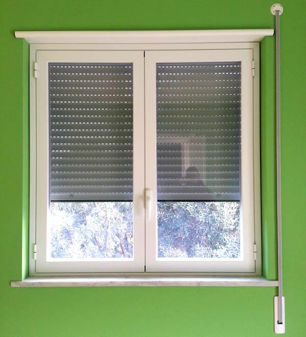 Produzione tapparelle serrande avvolgibili palermo e provincia nc porte e finestre - Serrande elettriche per finestre ...